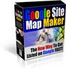 Google Site Map Maker MRR