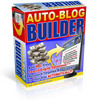 Thumbnail Auto Blog Builder - Auto Website Creator with Master Resale