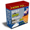 Thumbnail New How To Set Up A Secure Members Area For Free Videos with Resell Rights