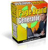 Thumbnail Page Brand Generator with MRR
