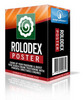 Rolodex Poster Directory Submission Software -Resale Rights