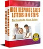 Thumbnail NEW Write High Response Sales Letters With PLR