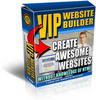 Thumbnail VIP Website Builder Software Master Resell Rights