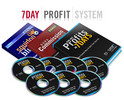 7 Day Profit System Video Series with Resell Rights