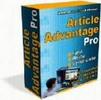 Thumbnail Article Advantage Pro with Master Resale Rights