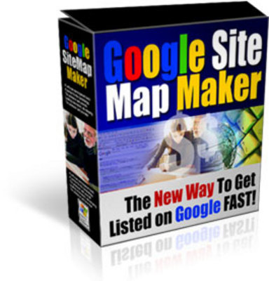 Product picture Google Site Map Maker MRR