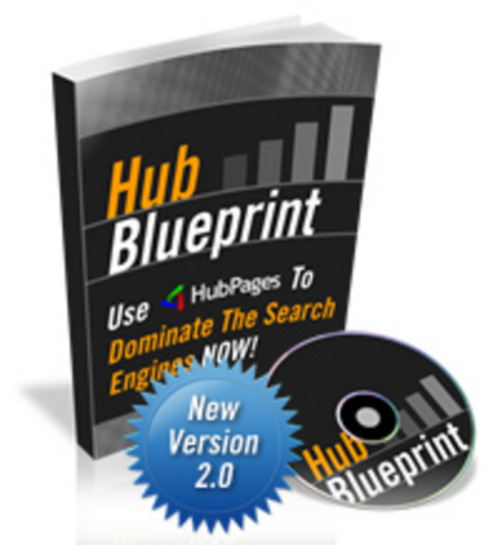 Product picture Hubpages Blueprint V2