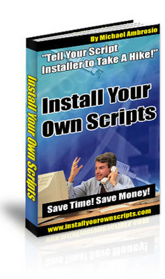 Product picture Install Your Own Script Master Resell Rights