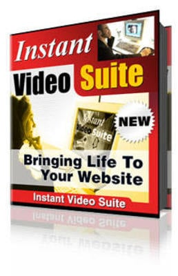 Product picture Instant Video Suite with mrr