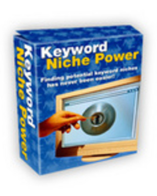 Product picture Keyword Niche Power With Resell Rights