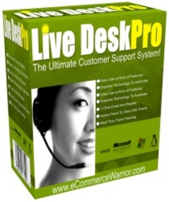 Product picture Live Desk Pro with MRR