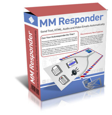 Product picture MultiMedia Responder With Master Resell Rights