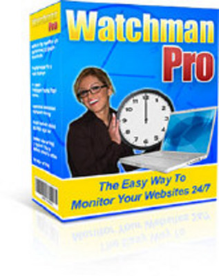 Product picture New Watchman Pro with Resell Rights