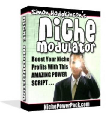 Product picture Niche Modulator