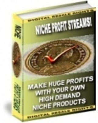Product picture Niche Profit Streams With Master Resale Rights