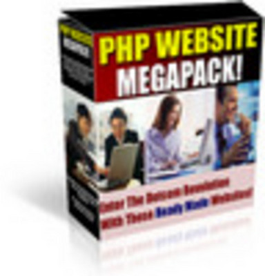 Product picture PHP Mega Pack 14 Website PHP Scripts with Resale Rights