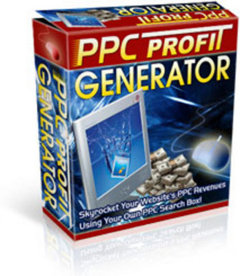 Product picture PPC Profit Generator with Master Resell Rights
