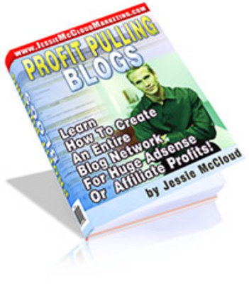 Product picture Profit Pulling Blogs With Master Resale Rights