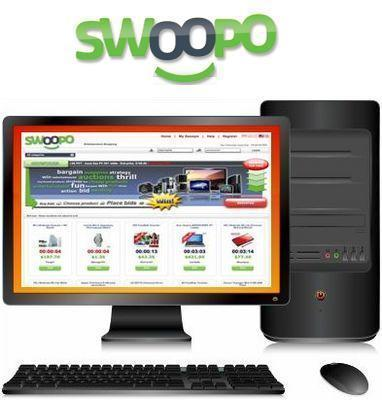 Product picture Swoopo Auction Clone Website Script.  Working Script