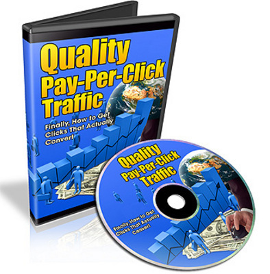 Product picture Quality Pay Per Click Traffic Video Series With MRR