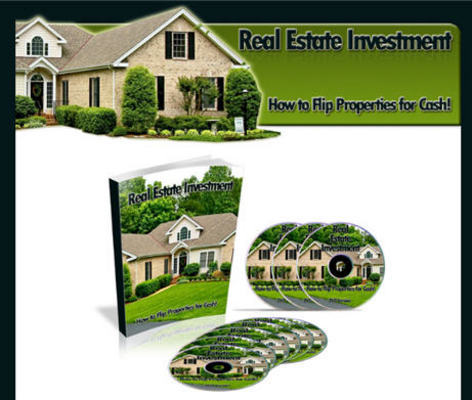 Product picture Real Estate Minisite With Resale Rights