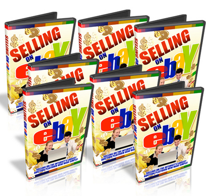 Product picture Selling On eBay Made Simple Video Series with Master ReSell Rights