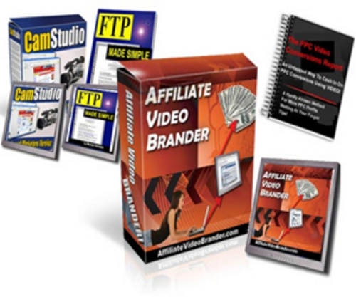 Product picture Affiliate Video Branding Suite - Download and Rebrand Videos